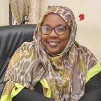 Aisha K. Ahmed