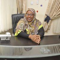Aisha Kabir Ahmed